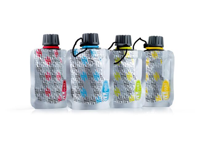 GSI Soft Sided Condiment Drikkeflaske 2 x 60ml